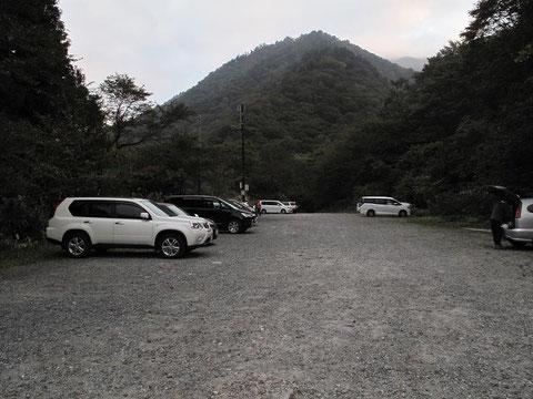 2014.10.12 駐車場