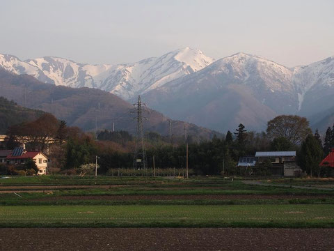 2014.4.27 谷川岳