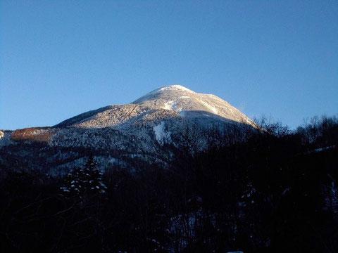 2014.1.12  蓼科山
