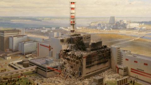 Der Todesreaktor von Tschernobyl