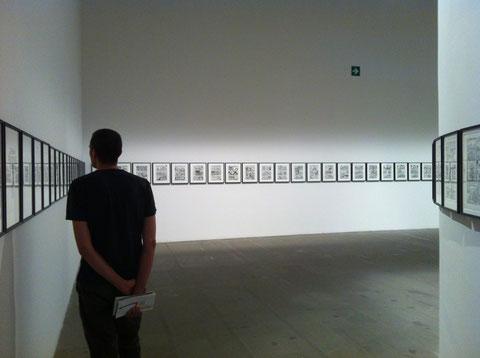 J.v.Troschke, Robert Crumbs, Comic Bibel, Biennale Venedig, 2013