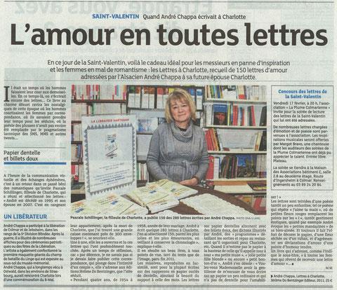 L'amour en toutes lettres