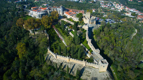 Religious Capitol of the Templar Kingdom: Tomar