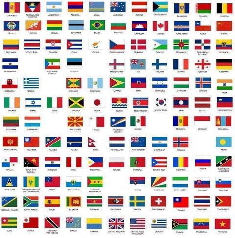 Nations the Templar Kingdom recognizes