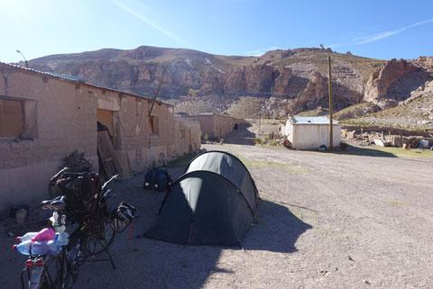 Qube spot camp