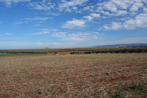 Paysage nord du Maroc