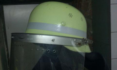 Ehemalige Helme-2011 ausgemustert.