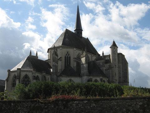 abbaye de Pontlevoy