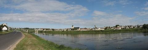 la Loire à Jargeau