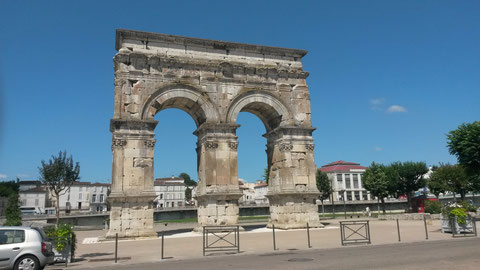 Arc de Germanicus Saintes