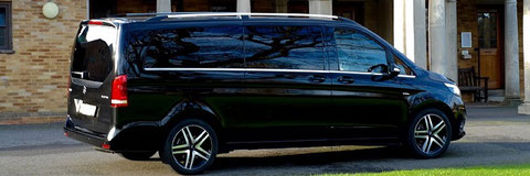 Arbon Chauffeur, VIP Driver and Limousine Service – Airport Transfer and Airport Taxi Shuttle Service to Arbon or back