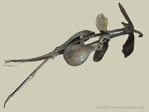 Amador Vallina: hängende Skulptur | Escultura colgada | hanging sculpture
