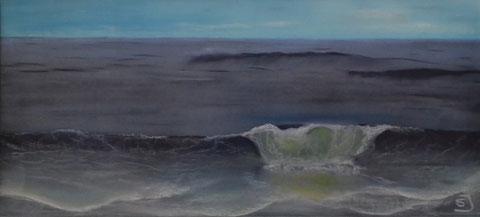 Wellen der Nordsee II