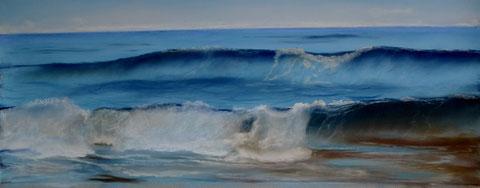 Wellen der Nordsee IV