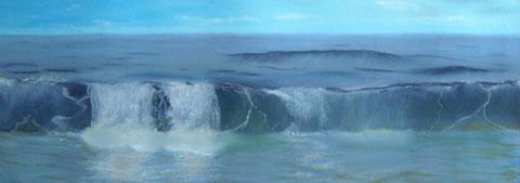 Wellen der Nordsee III