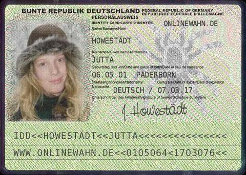 Unsere Tochter Jutta