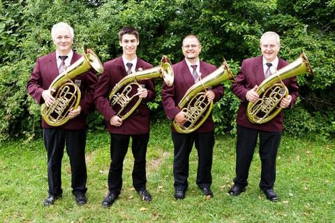 Tenorhornregister Musikverein Wiechs e.V.