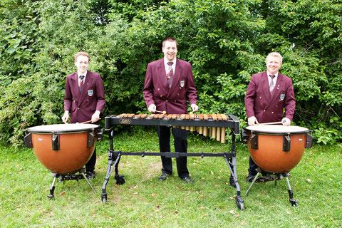 Schlagzeugregister Musikverein Wiechs e.V.
