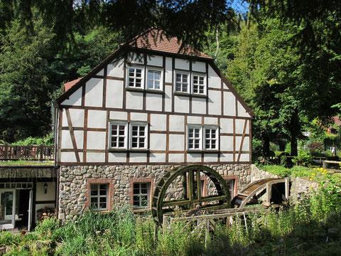 Die Boltenmühle liegt am Tor zur Ruppiner Schweiz.