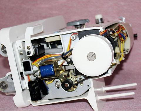 ミシン修理 ジューキミシン TL-90