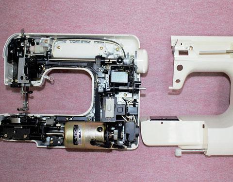 ミシン修理 トヨタミシン EM954