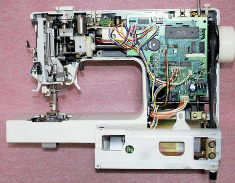 ミシン修理 シンガーミシン COMPUTER 7900DX