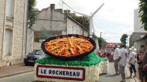 la paela du Rochereau