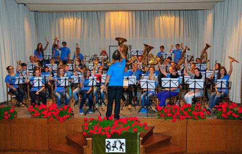 "Jugendkapelle ""Musikitos"" 2013"