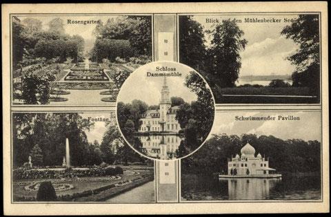 Historische Postkarte um 1904