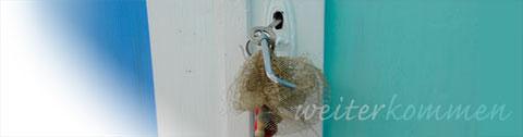 Bild Türe mit Schlüssel