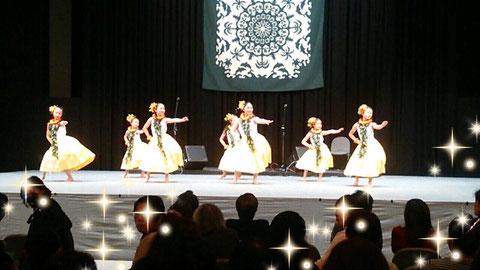 Hawaii Loa Aloha Festival  in Kobe 2016