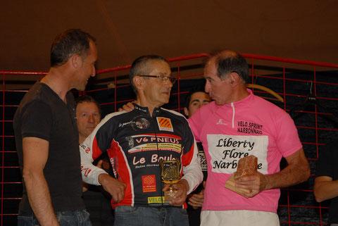 Jean Paul Ollivier podium G (Liberty Flore)