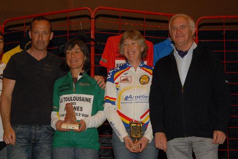 Jean Paul Ollivier podium B (La Toulousaine des Farines)