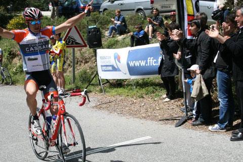 Alexandre CABRERA vainqueur