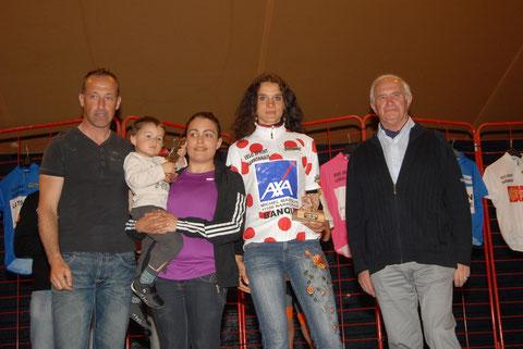 Saint Pierre podium A (AXA Banque MichelMarquie)