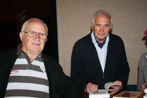 La dédicace du livre ''Paulo la Science'' et Mr Jalabert