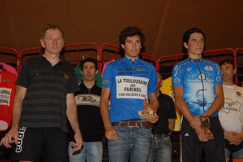 Saint Pierre podium C (La Toulousaine des Farines)