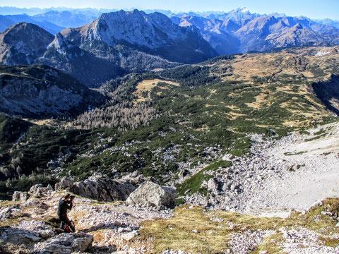 Karnische Alpen, Alm