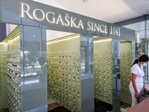 Rogaska Slatina, Rohitsch Sauerbrunn, Slowenien