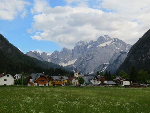 Julische Alpen, Mangart, Wischberg,Triglav, Montasch, Luschari, Kugy, Oitzinger, Wolfsbach, Bergführer