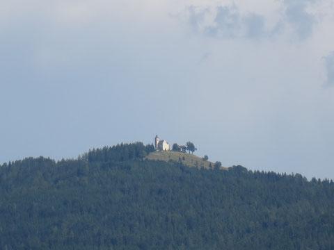Blick von Muraunberg auf den Magdalensberg
