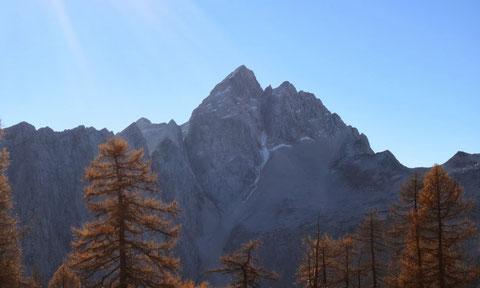 Julische Alpen, Jalovec,