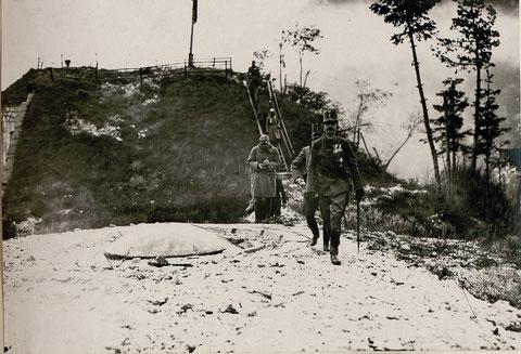 Kanaltal, Weltkrieg, Malborgeth