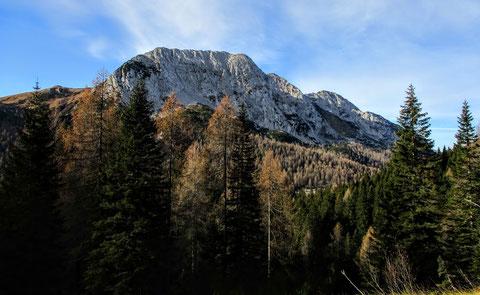 Monte Zermula, Lanzenpass, Karnische Alpen, Carnia