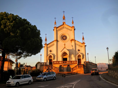 Udine, Fahrrad, Alpe Adria Ciclovia