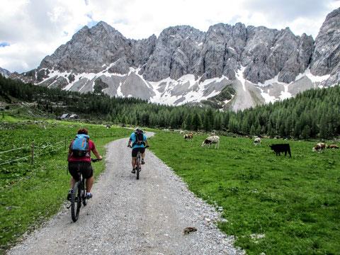 Wolayersee, Lesachtal, Karnische Alpen