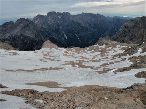 Skralatica, Julische Alpen, Triglav