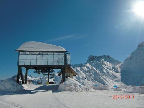 Sella Nevea, Kanin, Julische Alpen