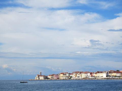 Schon im 16. Jahrhundert wurde Pirano als gesunder, luftiger Ort gepriesen.