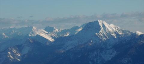 Dobratsch, Villacher Alpe, Skitour, Heiligengeist, Zehner